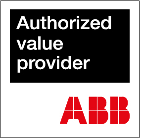 ABB Authorized Value Provider Logo