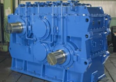 National Mechanical Power Systems - Large Gearing
